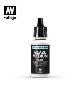 Vallejo Auxiliary Products:  70.596 Glaze Medium