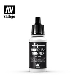 Vallejo Auxiliary Products:  71.261 Airbrush Thinner