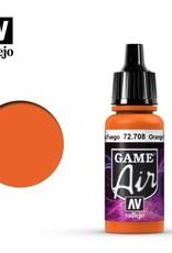 Vallejo Game Air:  72.708 Orange Fire