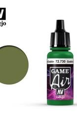 Vallejo Game Air:  72.730 Goblin Green