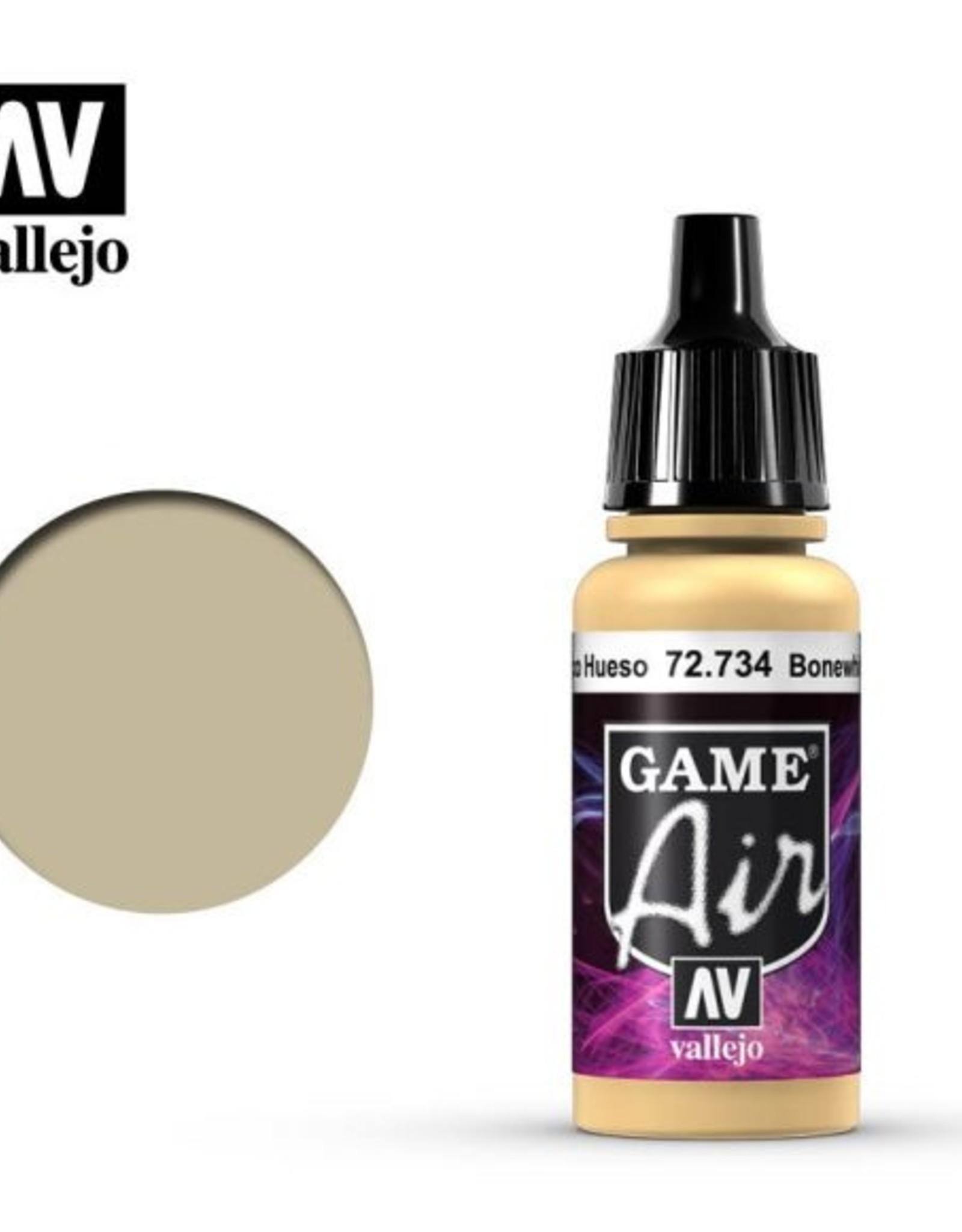 Vallejo Game Air:  72.734 Bone White