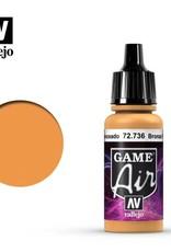 Vallejo Game Air:  72.736 Bronze Fleshtone