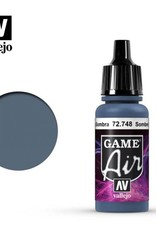 Vallejo Game Air:  72.748 Sombre Grey