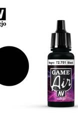Vallejo Game Air:  72.751 Black