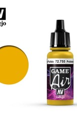 Vallejo Game Air:  72.755 Polished Gold