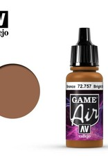 Vallejo Game Air:  72.757 Bright Bronze