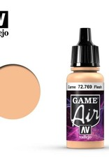 Vallejo Game Air:  72.769 Flesh