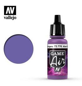 Vallejo Game Air:  72.776 Alien Purple