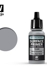 Vallejo Surface Primer:  70.628 Plate Mail Metal