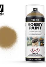 Vallejo Spray Primer:  28.015 Desert Yellow (400ml)