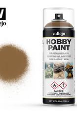Vallejo Vallejo Spray Primer -  28.014 Leather Brown (400ml)