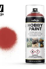 Vallejo Vallejo Spray Primer -  28.016 Scarlet Red (400ml)
