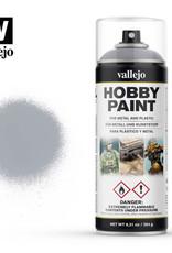 Vallejo Spray Primer:  28.021 Silver (400ml)
