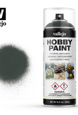 Vallejo Spray Primer:  28.026 Dark Green (400ml)