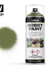 Vallejo Spray Primer -  28.027 Goblin Green (400ml)