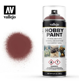 Vallejo Spray Primer -  28.029 Gory Red (400ml)