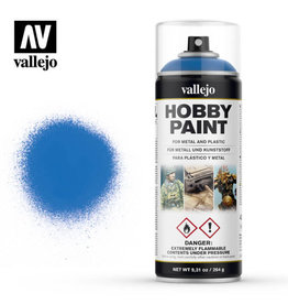 Vallejo Spray Primer -  28.030 Magic Blue (400ml)