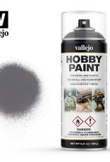 Vallejo Spray Primer -  28.031 Gunmetal (400ml)