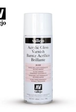 Vallejo Spray - 28.530 Acrylic Gloss Spray Varnish (400ml)