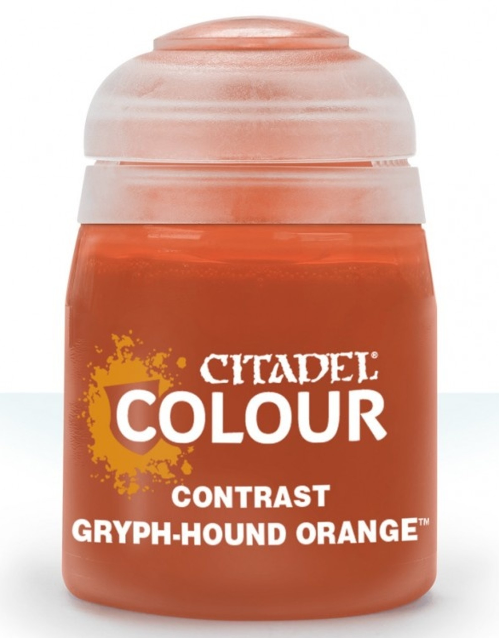 Games Workshop (Citadel) - Contrast: Gryph-Hound Orange