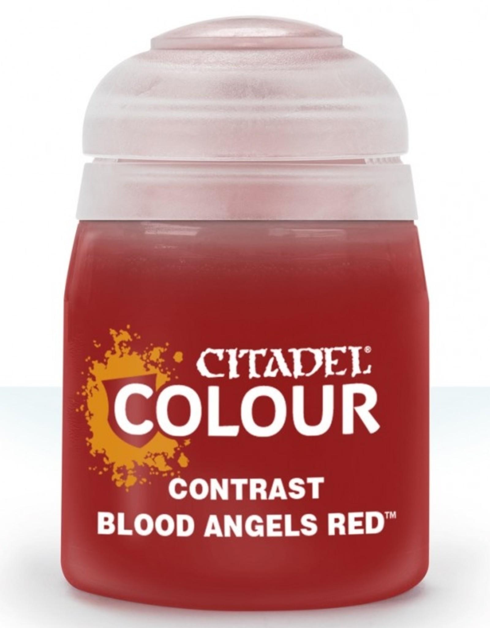 Games Workshop (Citadel) - Contrast: Blood Angels Red