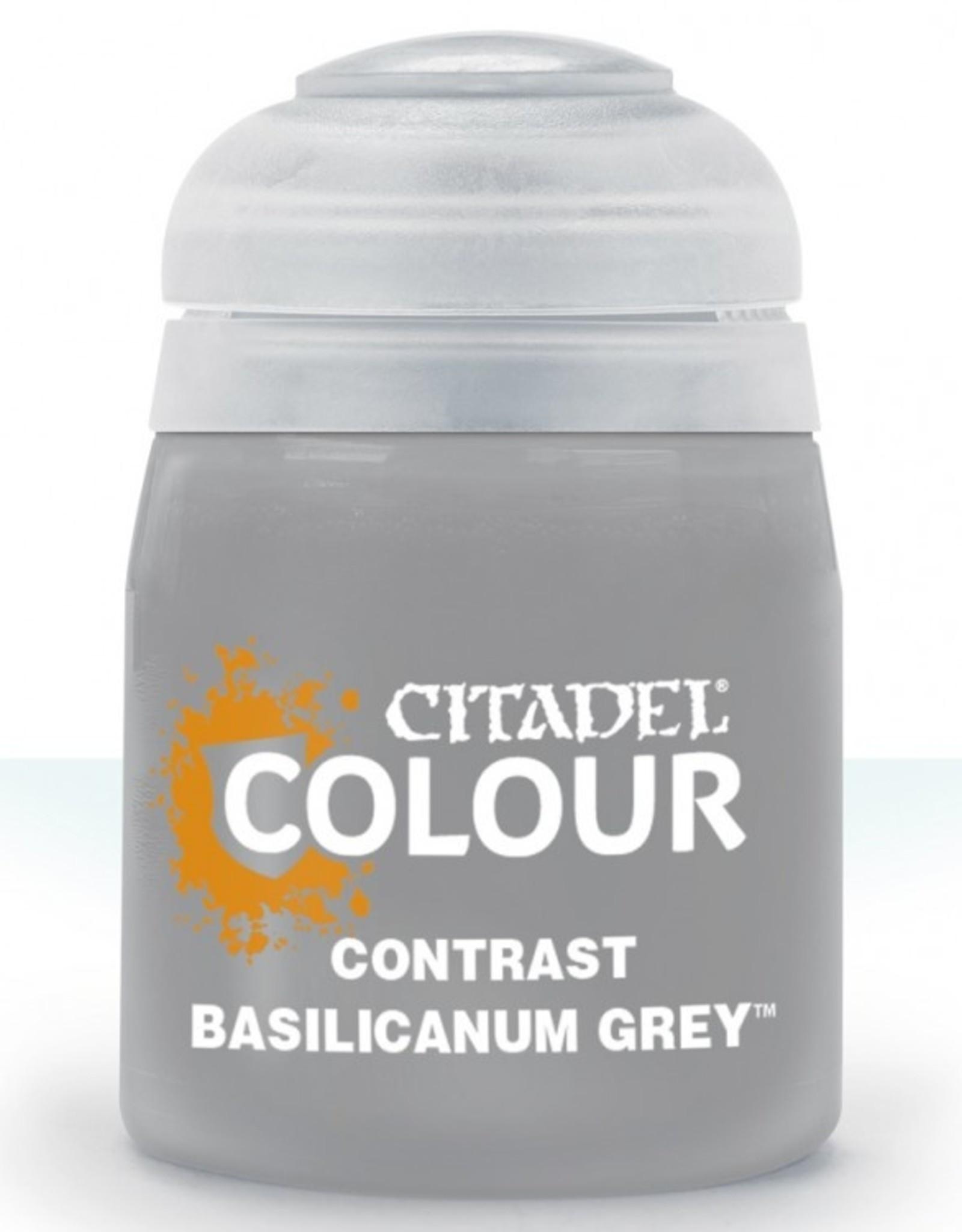 Games Workshop (Citadel) - Contrast: Basilicanum Grey