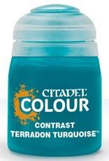 Games Workshop (Citadel) - Contrast: Terradon Turquoise