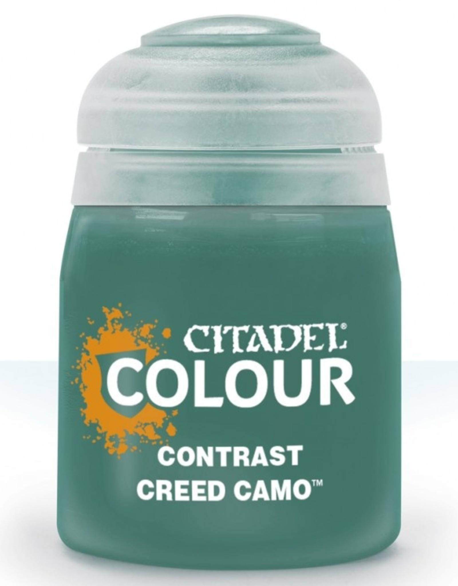 Games Workshop (Citadel) - Contrast: Creed Camo
