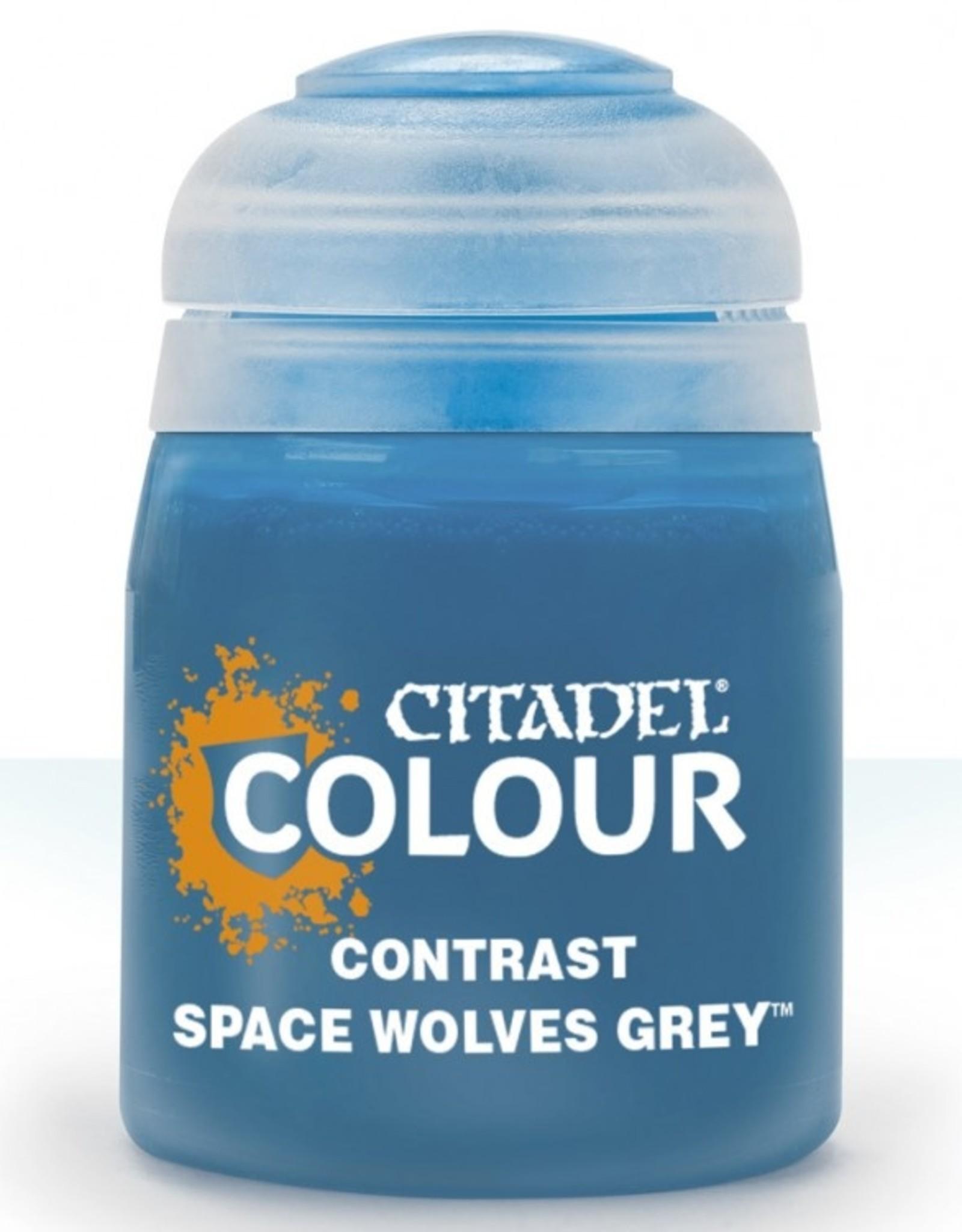 Games Workshop (Citadel) - Contrast: Space Wolves Grey