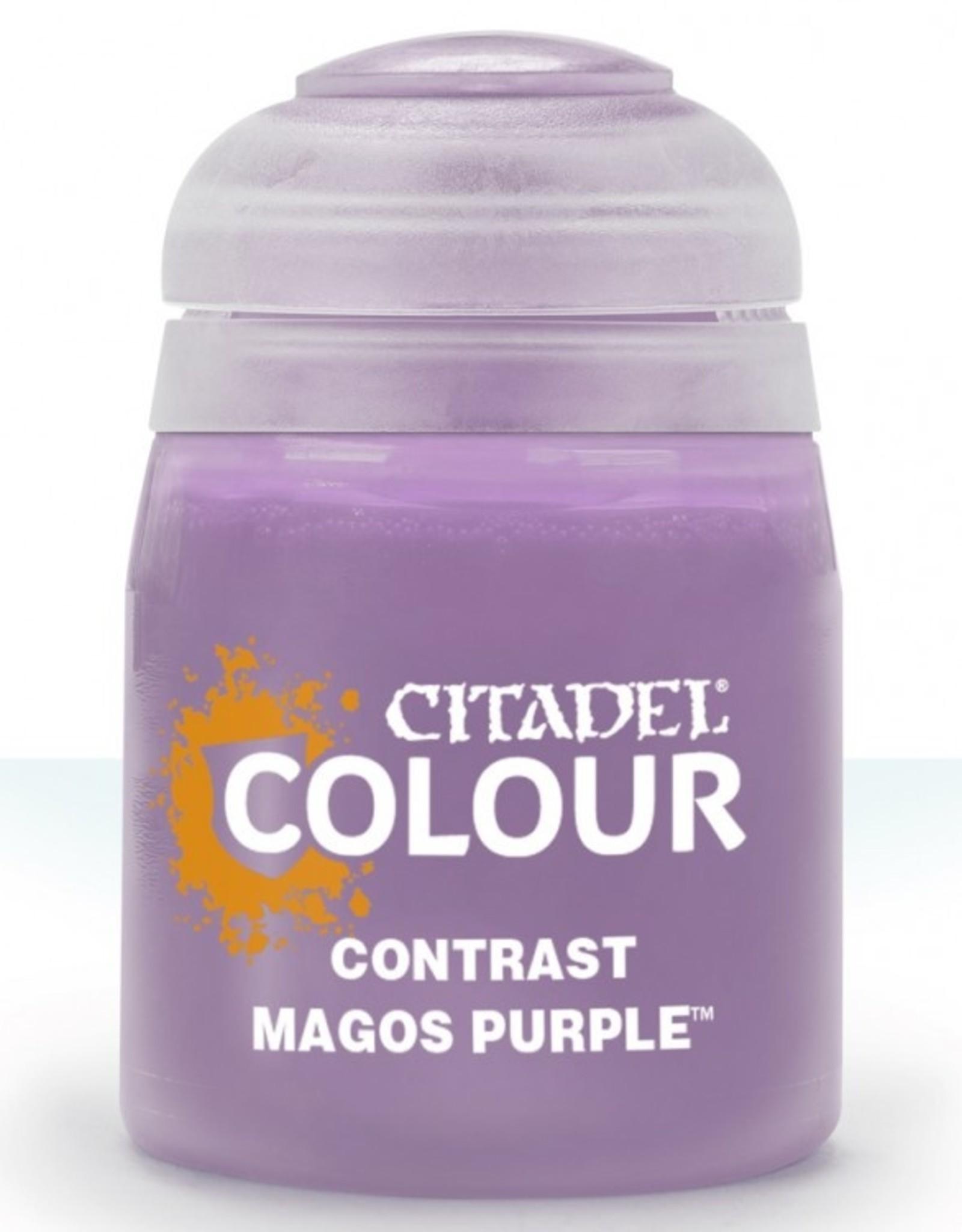 Games Workshop (Citadel) - Contrast: Magos Purple