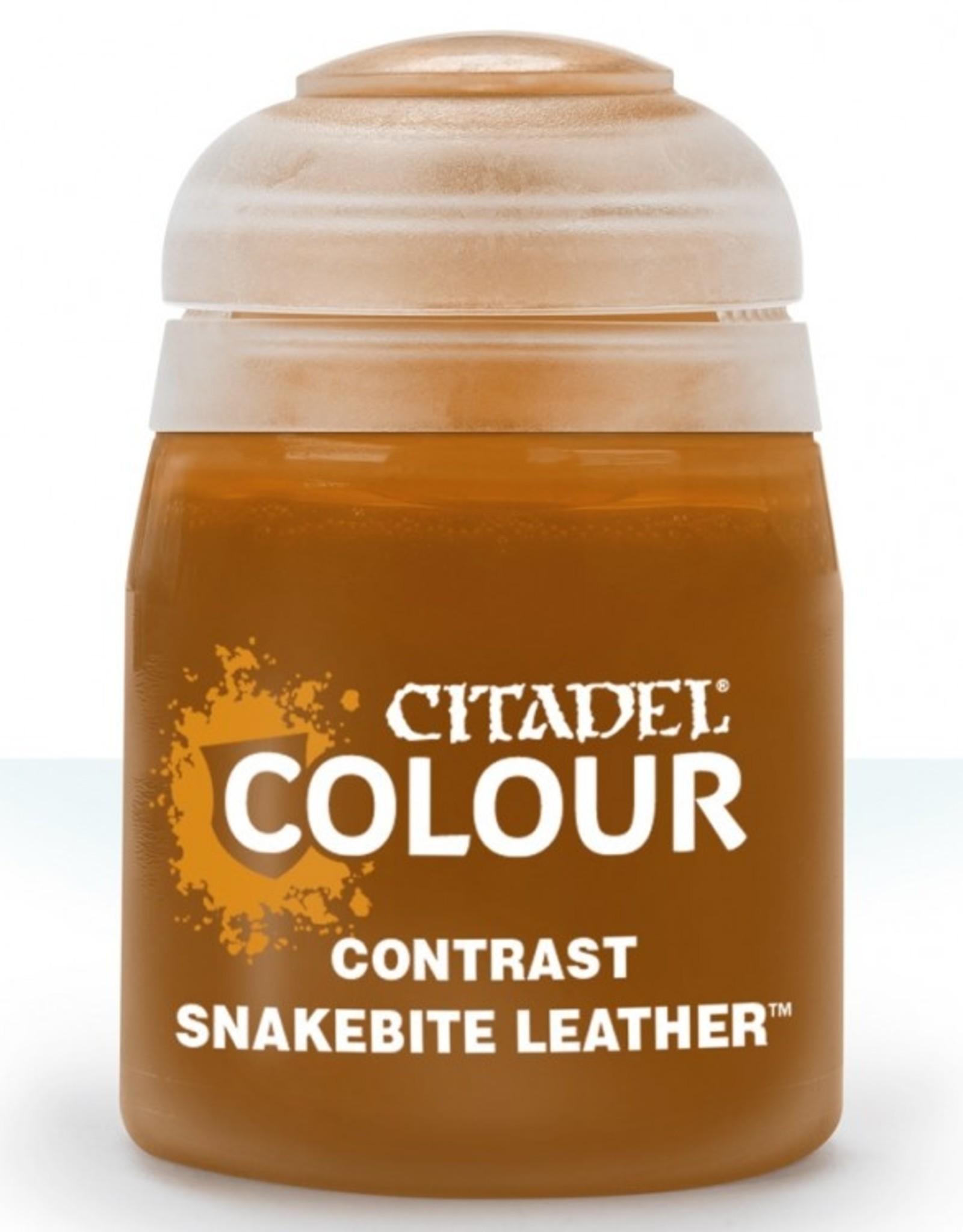 Games Workshop (Citadel) - Contrast: Snakebite Leather