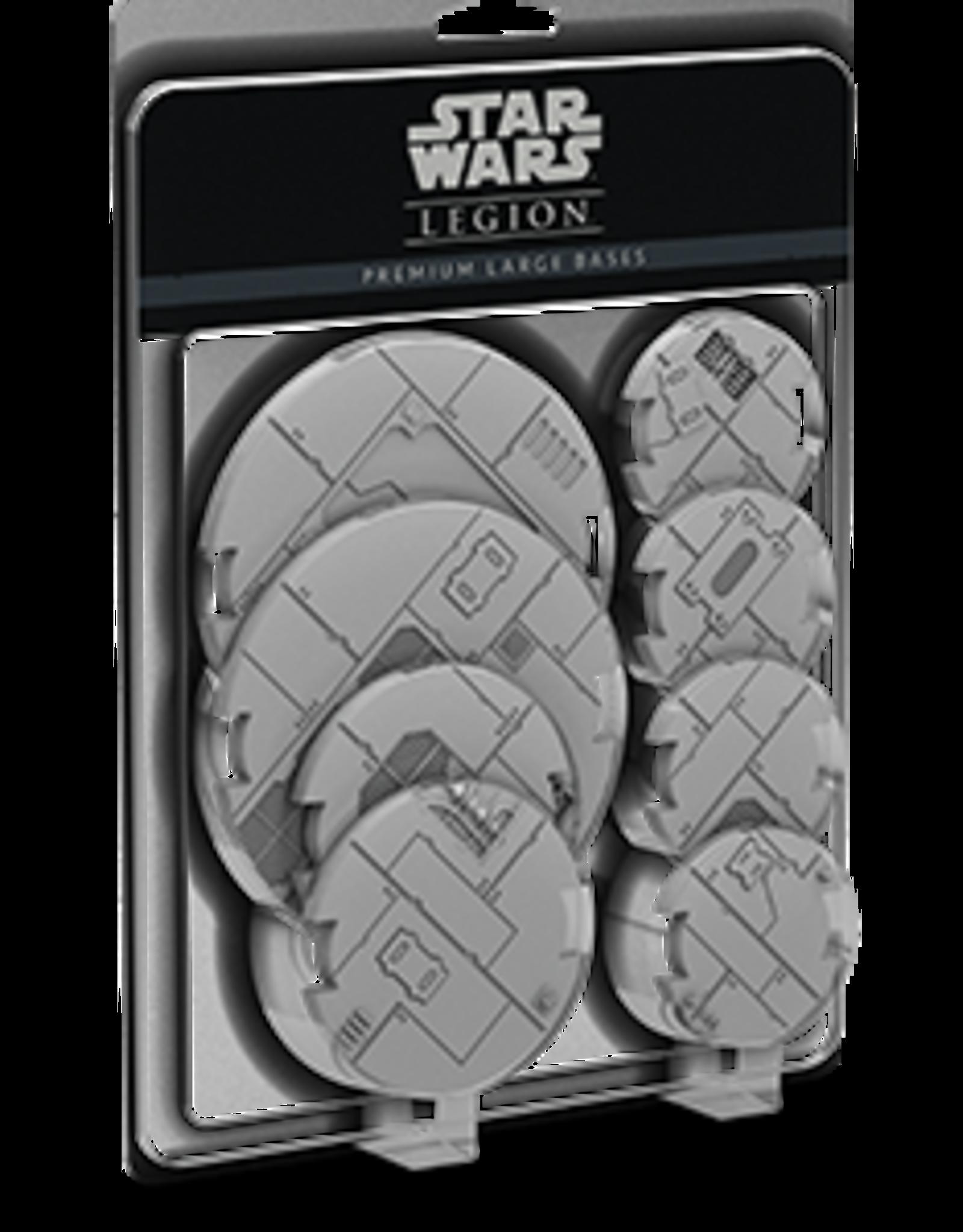FFG Star Wars Legion: Premium Large Bases