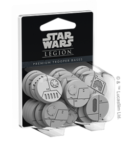 FFG Star Wars Legion: Premium Trooper Bases
