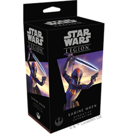 Fantasy Flight Star Wars Legion - Sabine Wren Operative Expansion
