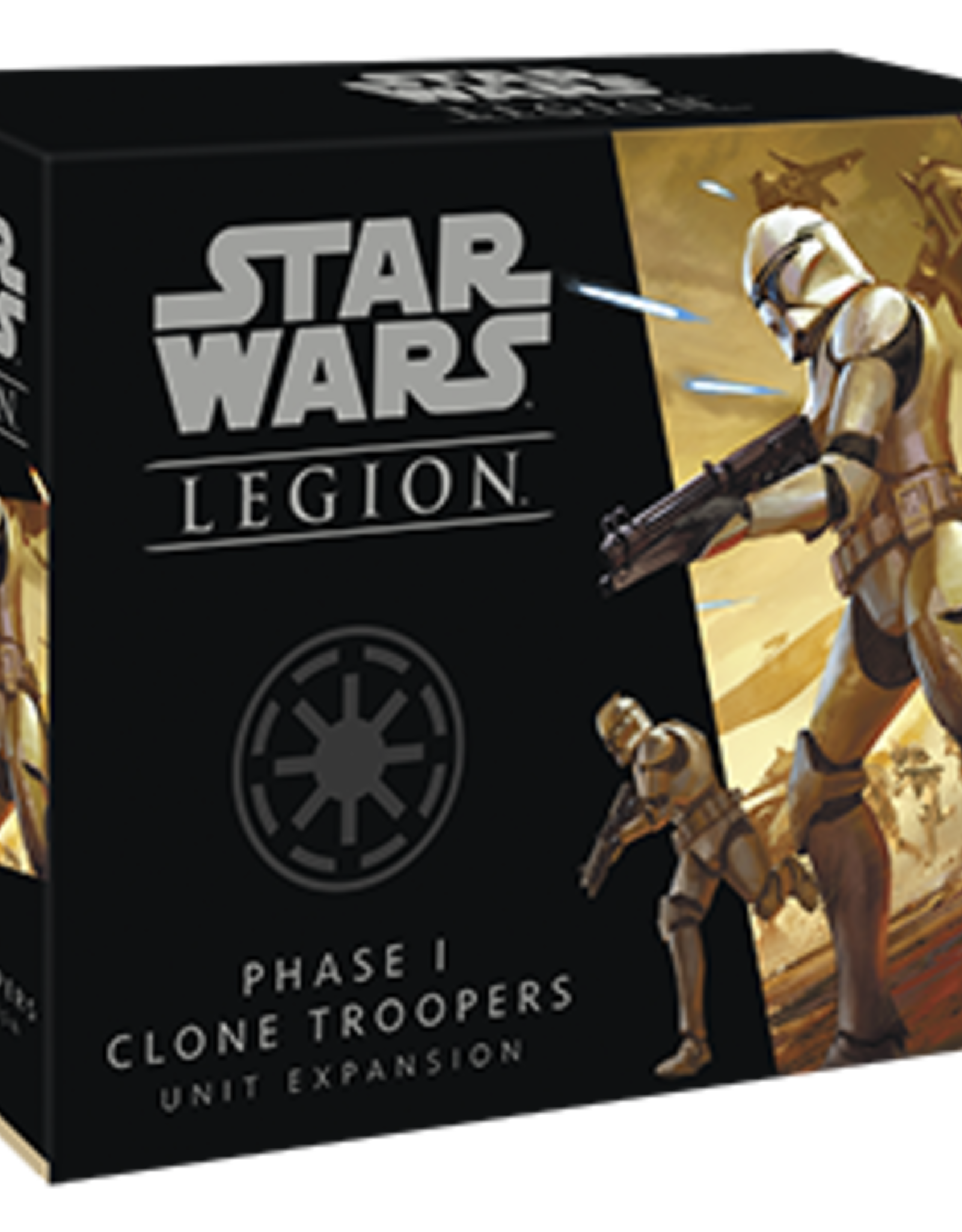 FFG Star Wars Legion: Phase I Clone Troopers Unit Expansion