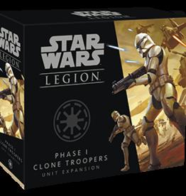 Fantasy Flight Star Wars Legion: Phase I Clone Troopers Unit Expansion