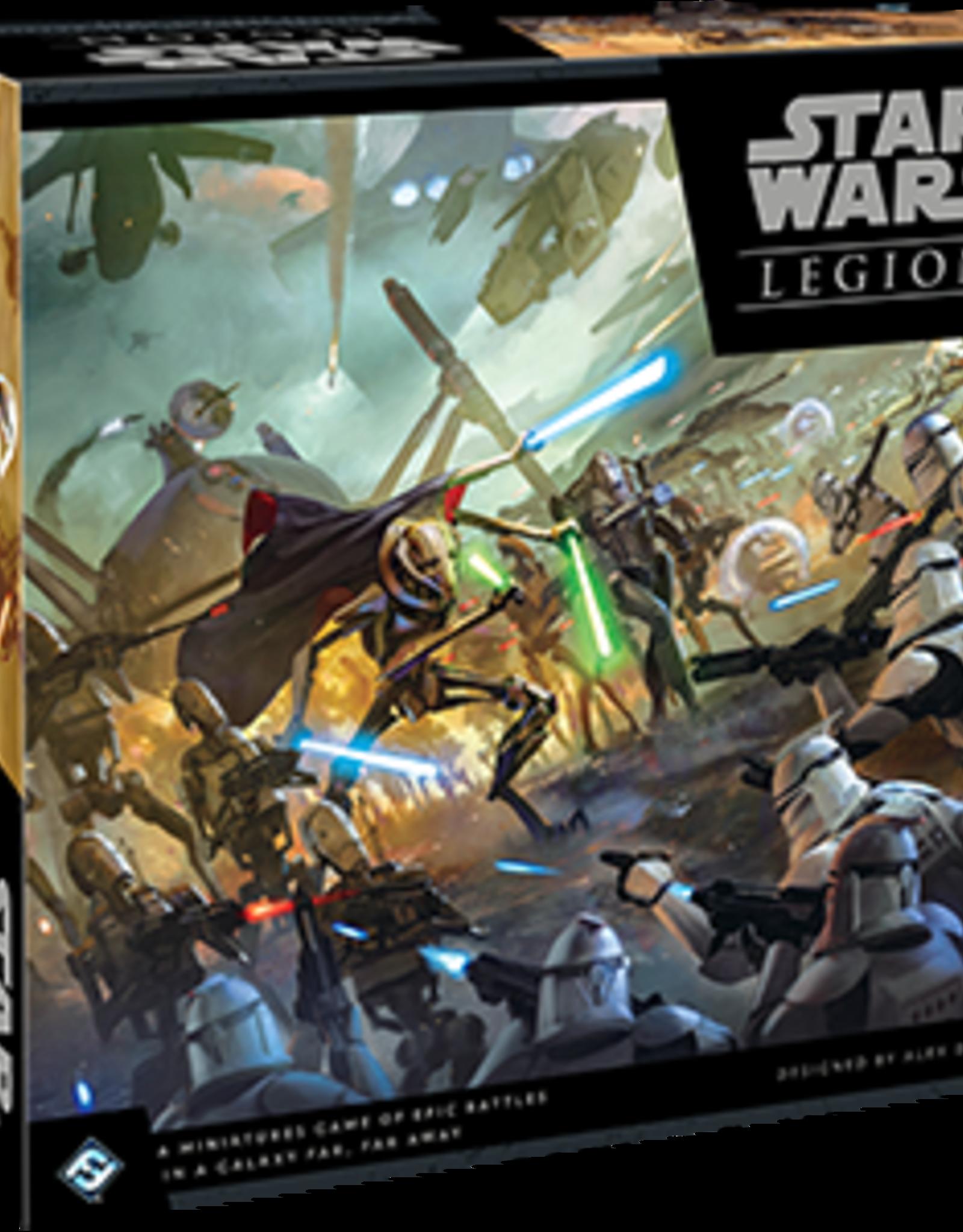 FFG Star Wars Legion: Clone Wars Core Set