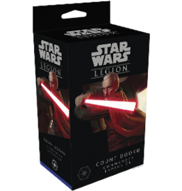 FFG Star Wars Legion : Count Dooku