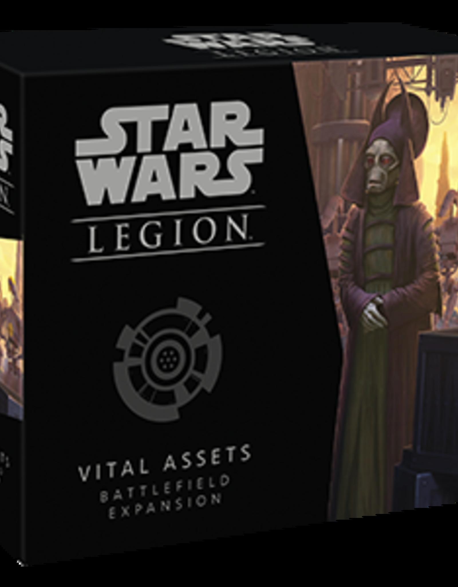 FFG Star Wars Legion: Vital Assets Battlefield Expansion