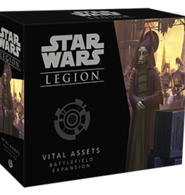 Fantasy Flight Star Wars Legion: Vital Assets Battlefield Expansion
