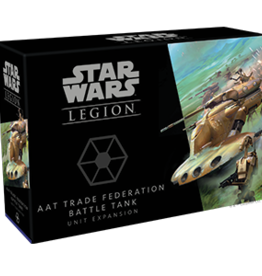 Fantasy Flight Star Wars: Legion - AAT Trade Federation Battle Tank Unit Expansion