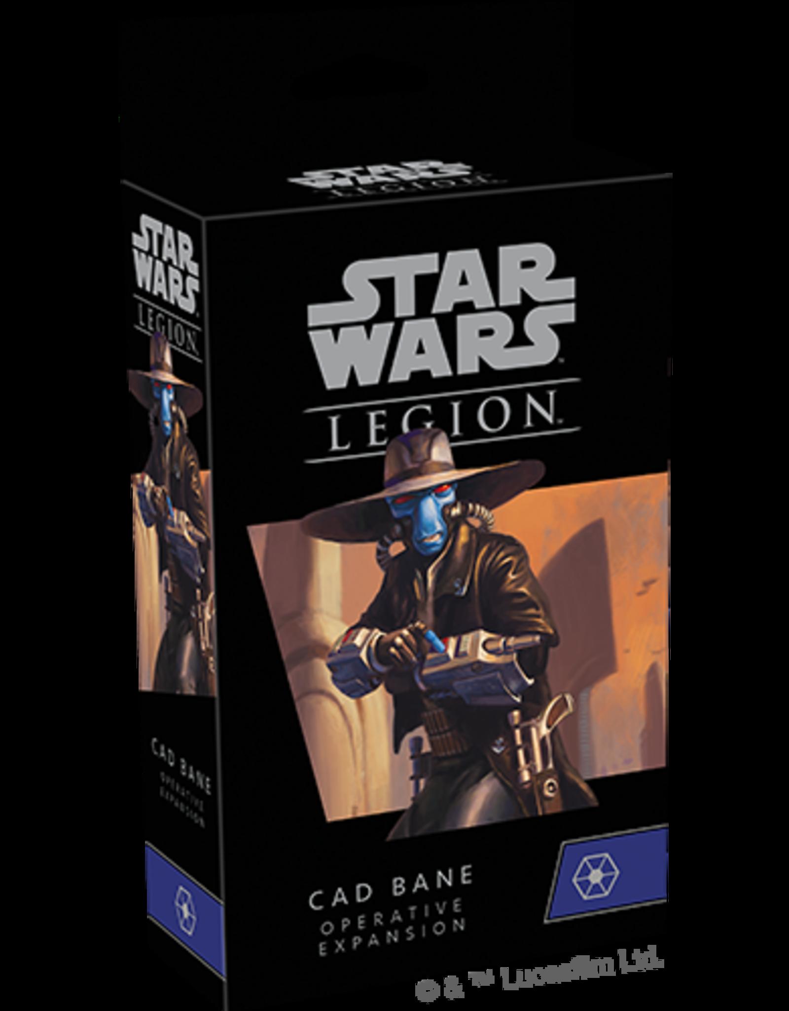 FFG Star Wars Legion: Cad Bane Operative Expansion
