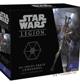 FFG Star Wars Legion: BX-series Droid Commandos Unit Expansion