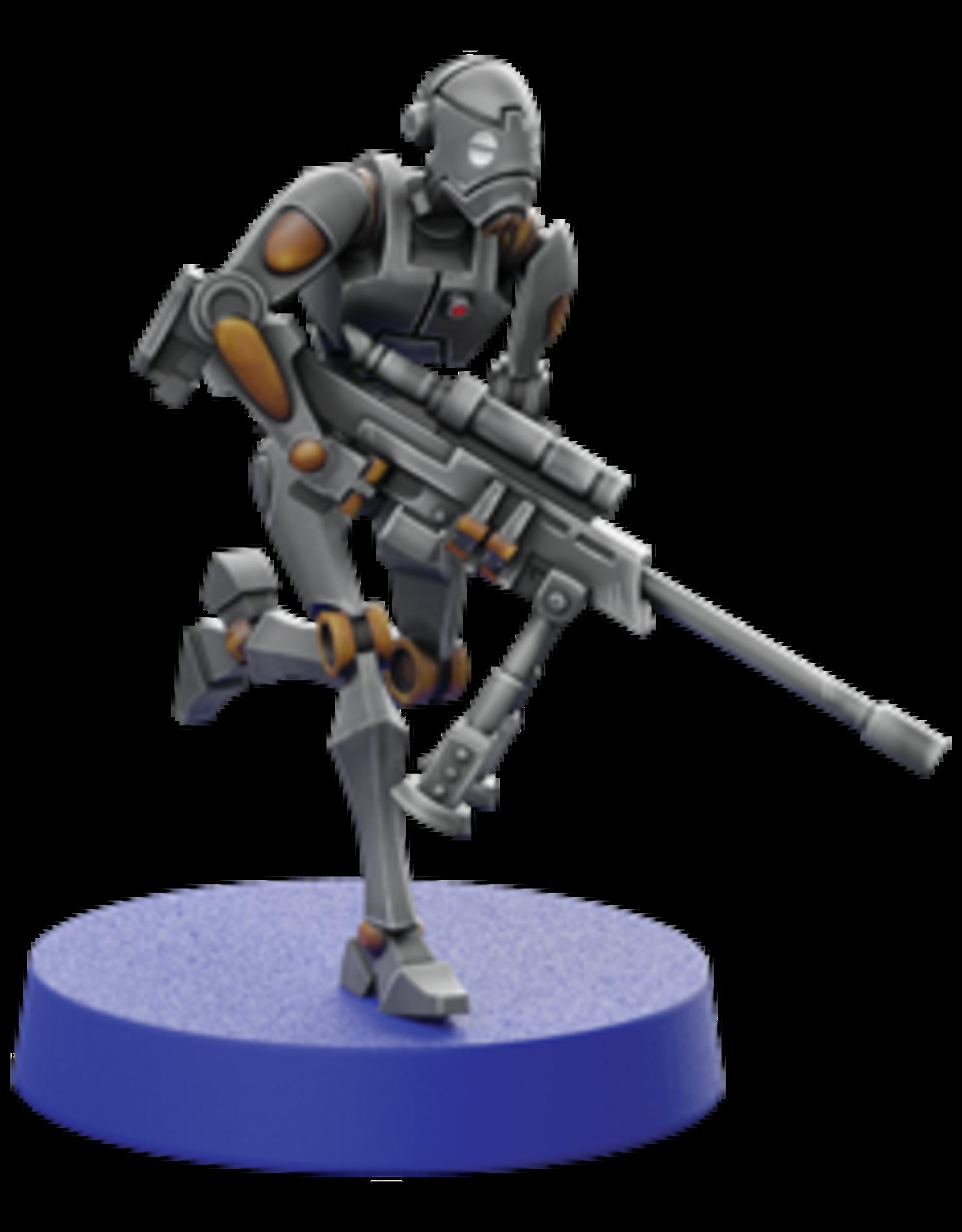 FFG Star Wars Legion: BX-series Droid Commandos Unit Expansion