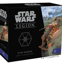 Fantasy Flight Star Wars Legion: STAP Riders Unit Expansion
