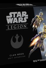 FFG Star Wars Legion: Clan Wren Unit Expansion