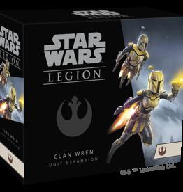 Fantasy Flight Star Wars Legion: Clan Wren Unit Expansion