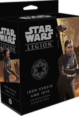 Fantasy Flight Star Wars Legion:  Iden Versio and ID10 Commander Expansion