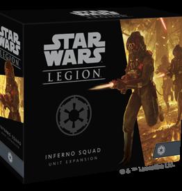 Fantasy Flight Star Wars: Legion - Inferno Squad Unit Expansion