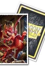 Dragon Shields Sleeves: Art Matte Valentine